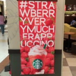 スタバのストロベリーベリーマッチフラペチーノは売り切れ続出